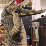 Taxidermy Croc 1
